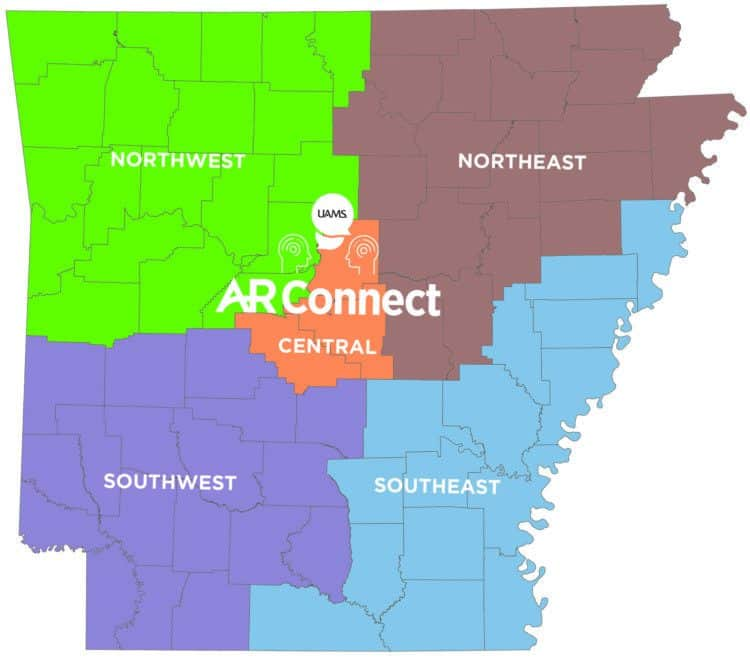 AR-Connect map